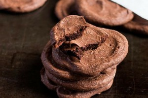 РЕЦЕПТЫ: Шоколадное печенье без муки