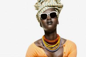 В моде вновь стиль Африки, может это и ваш стиль?