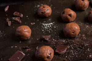 РЕЦЕПТЫ: Протеиновые конфеты