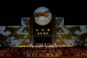 Как создавалась церемония открытия Вторых Всемирных игр кочевников
