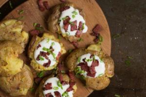 Оригинальный рецепт хрустящего картофеля